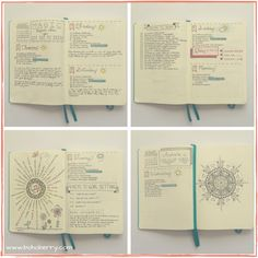 Bring more mindfulness & gratitude into your daily life with a Bullet Journal! Here's how I did it.