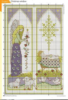 Gallery.ru / Фото #44 - The world of cross stitching 156 - tymannost