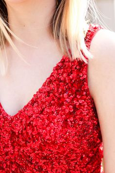 The best red dress f