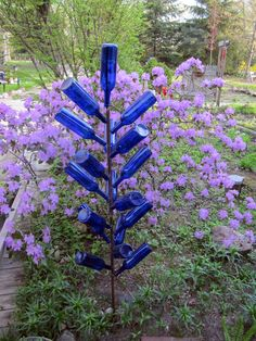 BottleBrush Bottle Tree. Bottle Tree Creations. Bottle Tree Story, which can also be found on my website. Bottles are also available on my website. My distinctive Bottle Trees are now planted in 50 states, Saskatchewan, Ontario, Alberta, Manitoba, Manila, and England. | eBay!