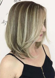 We have presented here some kind of unique hair colors for long bob haircuts to show off in current year. You may use to wear this awesome lob cut nowadays if you really wanna make your locks extra cute and sexy in Bob Haircuts 2017, Best Bob Haircuts, Modern Bob Hairstyles, Unique Hairstyles, Haircut Styles For Women, Hair Styles, Lob Cut, Best Bobs, Lob Haircut
