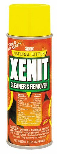 Stoner 94213 Xenit Citrus Cleaner and Remover - 10 oz. - http://autodetailingsupplies.juandastore.com/stoner-94213-xenit-citrus-cleaner-and-remover-10-oz/
