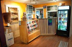 Flat Rock Village Bakery, Flat Rock, NC  Best scones ever and fantastic pizza