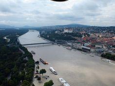 Pozrite si letecké zábery rozvodneného Dunaja v Bratislave (streda) - www.sme.sk Bratislava, Water, Outdoor, Water Water, Outdoors, Aqua, Outdoor Games, Outdoor Life