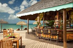 bars in st lucia | UltraVacations.com - Sandals Grande St. Lucian