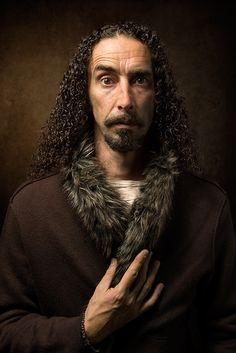"""♂ Man portrait face of """"Lee von Dürer"""" by Bill Gekas Follow"""