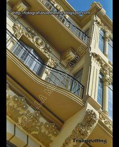 Fotografías de MELILLA: Melilla Modernismo Edificios Modernistas Spain Holidays, Art Nouveau Architecture, Barcelona Spain, Spain Travel, Malaga, Hiking Trails, Traveling By Yourself, Travel Tips, Africa