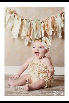 Harper's 6 month photo