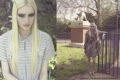 Get the Margot Tenenbaum look!    Beyond Retro clothes in Odalisque Magazine, July 2012.