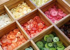 botões,botões...