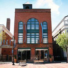 Burlington City Arts Center