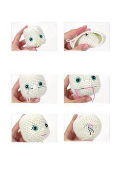 DENİZKIZI Crochet Dolls, Crochet Hats, Booties Crochet, Amigurumi Doll, Crochet Projects, Blog, Crochet Animal Amigurumi, Head Bands, Craft