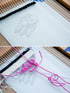 How to Weave a Picture