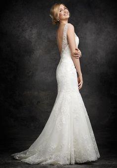 Ella Rosa BE263 Wedding Dress - The Knot