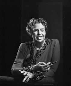 """Looking for the best Eleanor Roosevelt quotes and sayings? We've compiled a list of top 90 Eleanor Roosevelt quotes on life, happiness, greatness and more. Top 90 Eleanor Roosevelt Quotes And Sayings 90 """"You must do Famous Photographers, Portrait Photographers, Portraits, Yousuf Karsh, The Power Of Introverts, Eleanor Roosevelt Quotes, Quiet Revolution, Humphrey Bogart, Joan Crawford"""