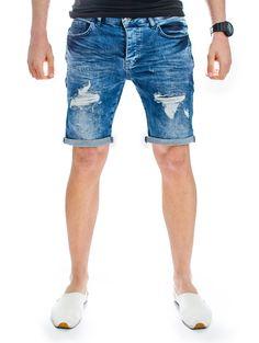 Denim Shorts, Men, Fashion, Moda, Fashion Styles, Guys, Fashion Illustrations, Jean Shorts