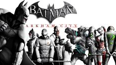 Batman: Arkham City [Game Movie]