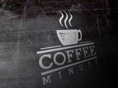 COFFIE MINUTE'S LOGO by FUNKTIONAL