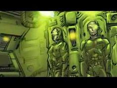 "This Video is taken from the Video Game ""Star Trek Legacy"" and about the origin of the borg and was V'ger has to do with it. I think it is a very interesting addition to the Star Trek Universe."