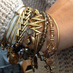 OMG I LOVE that lightning zig-zag one!!!   Charmed Arms LOVE!!