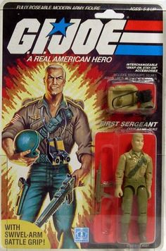 Toy from the 80's.