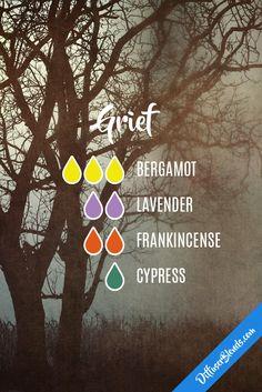 Grief - Essential Oil Diffuser Blend