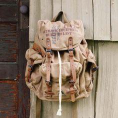 Sequoia Rugged Backpack...