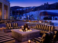 Take advantage of a free night at the Park Hyatt Beaver Creek in Colorado! Enjoy your 4th night complimentary when you book with FROSCH before April 16, 2017.