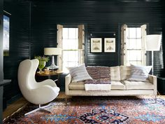 Small Home Decorating Ideas - Before and After Home Makeover Ideas - Country Living
