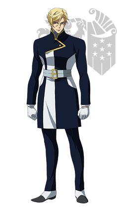 McGillis Fareed - Gundam: Iron-Blooded Oprhans