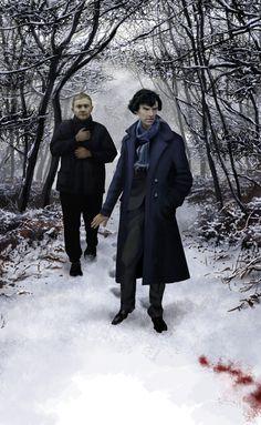 Sherlock!  Brilliant.