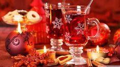 Pečený (nejen vánoční) čaj + recept
