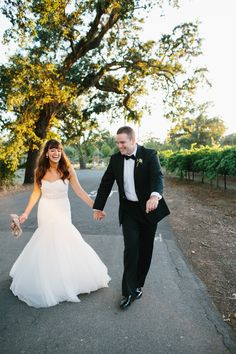 Wine country wedding designed by Lindsey Relyea of l'Relyea Events  Read More: http://www.stylemepretty.com/california-weddings/2014/05/21/solage-calistoga-wedding/