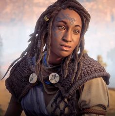 black-n-animated:   Olara from Horizon Zero Dawn. - Inspiration N' Ideas