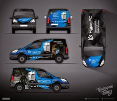 Livery for Hyper PC — Berlingo all