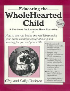 The Bible of Home Education