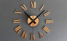 Startseite Kreative Diy Dekoration Acryl Wanduhr 3d Dekorative Wand Aufkleber Uhr Modernes Design Modekunst