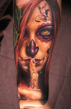 Tattoo Artist - Andy Engel - www.worldtattoogallery.com/tattoo_artist/andy_engel