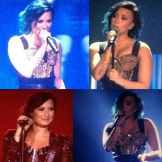 """DEMI: World Tour"": Manchester, NH - 10.22.14"