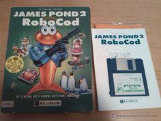 JAMES POND 2 CODENAME ROBOCOD - AMIGA