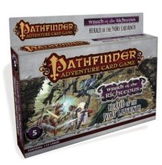 Pathfinder Adventure Card Game: Wrath of the Righteous Adventure Deck 5 - Herald of the Ivory Labyri