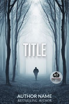 SOLD Premade book cover design for fiction ebooks • http://etsy.me/1Mh5smB • Possible genres: Mystery, Thriller, Suspense