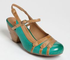 40's style shoes