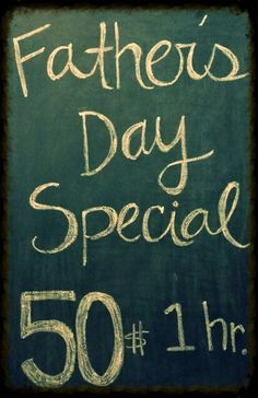 father day specials seattle