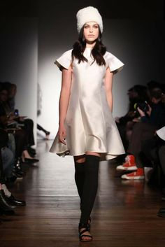 Azede Jean-Pierre RTW Fall 2014 - Slideshow - Runway, Fashion Week, Fashion Shows, Reviews and Fashion Images - WWD.com