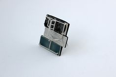 Circuit Board Brooch