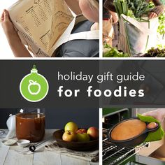 Foodie hits that are great for Hanukkah! Have fun! #MoreHappy #HanukkahGifts