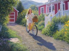 Out for a Ride by Robert Duncan.  Check out his web page by clicking on the picture.