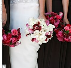 Burgundy weddings ideas