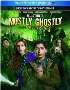 Mostly Ghostly: Have You Met My Ghoulfriend?....I LOVE THIS MOVIE